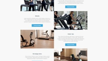 Screen - Technogym Polska